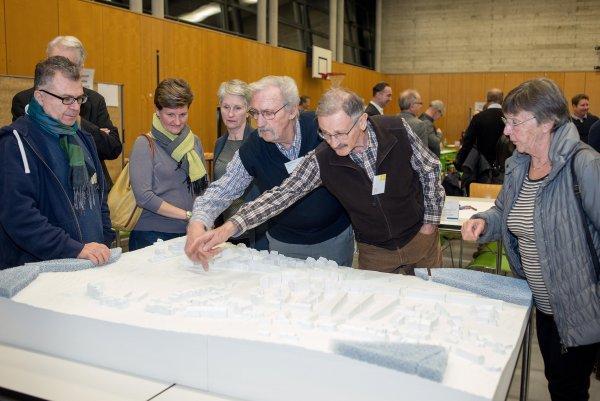 1. Mitwirkungsworkhop Grünwald vom 29. Januar 2018