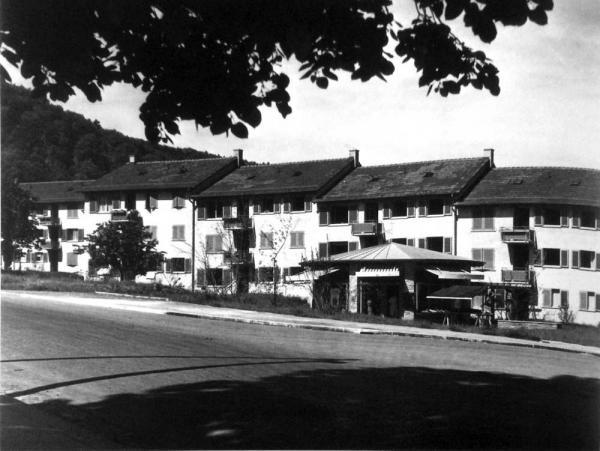 Die Stadt ist angekommen:die neue Siedlung Triemli1946
