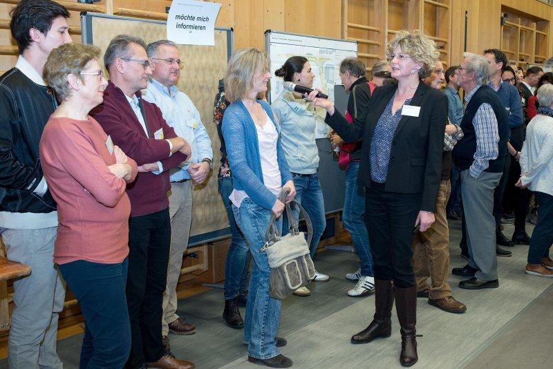 1. Mitwirkungs-Workshop Grünwald